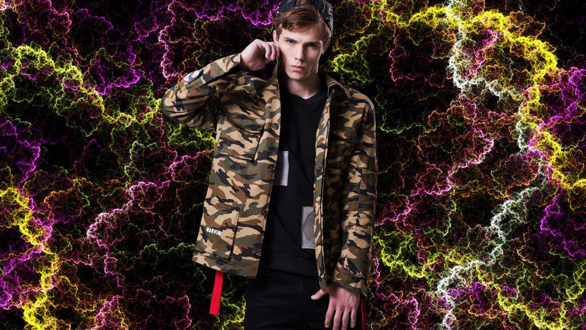 La influencia del camuflaje en la moda