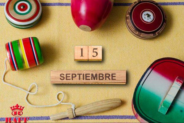 El curiosos día de independencia de México y Centroamérica
