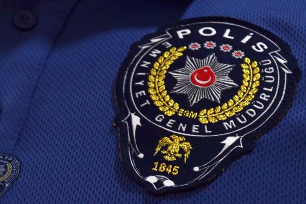 Insignias policiales de alta calidad